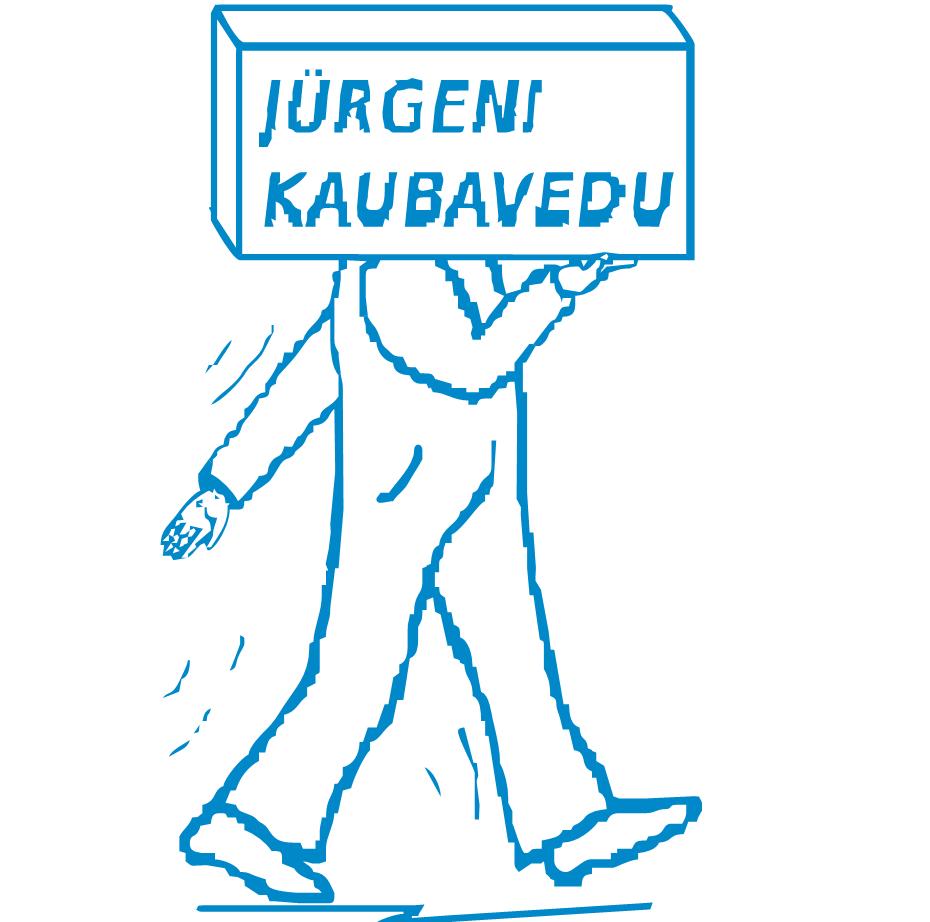 Jürgeni Kaubavedu